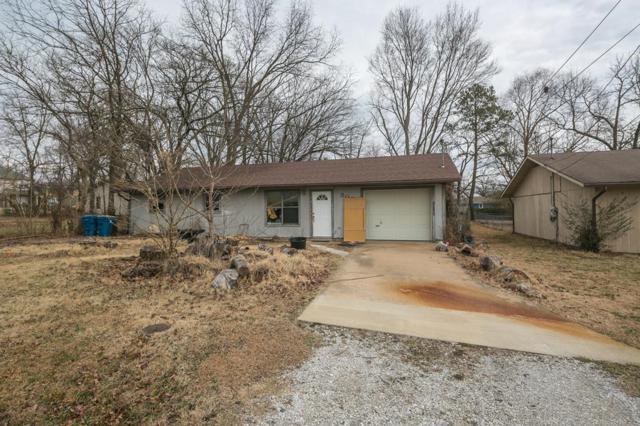 507 SW F Street, Bentonville, AR 72712 (MLS #1073255) :: McNaughton Real Estate