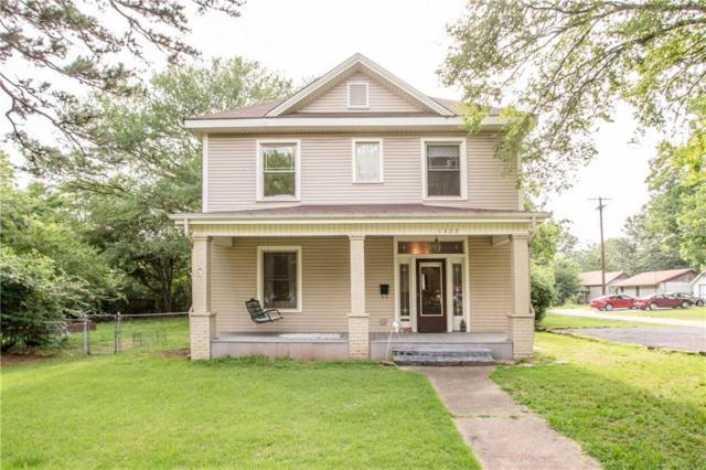 1323 40th Street, Fort Smith, AR 72904 (MLS #1073295) :: McNaughton Real Estate