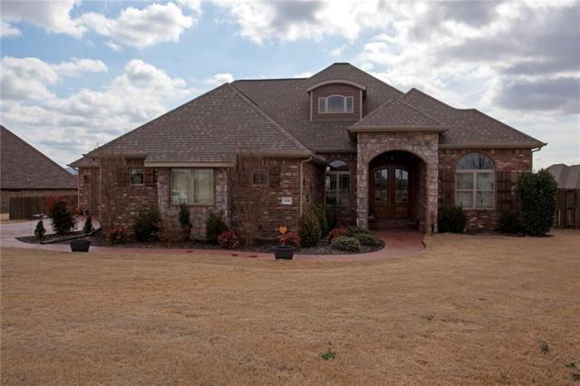 465 W Twin Falls Drive, Farmington, AR 72730 (MLS #1073345) :: McNaughton Real Estate