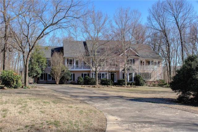 2284 N Fox Trail, Fayetteville, AR 72703 (MLS #1073919) :: McNaughton Real Estate