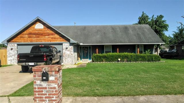 1223 Dick Smith Street, Springdale, AR 72764 (MLS #1075022) :: McNaughton Real Estate