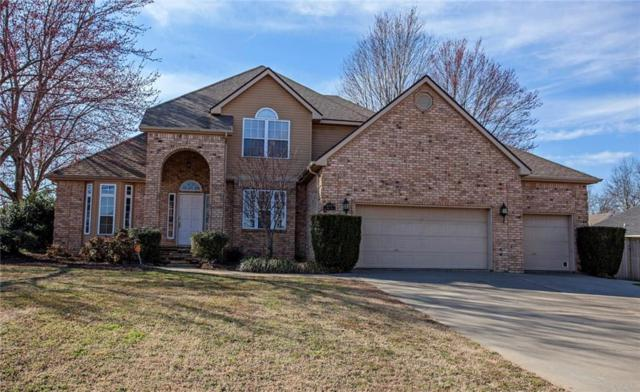 4557 W New Bridge Road, Fayetteville, AR 72704 (MLS #1075046) :: McNaughton Real Estate