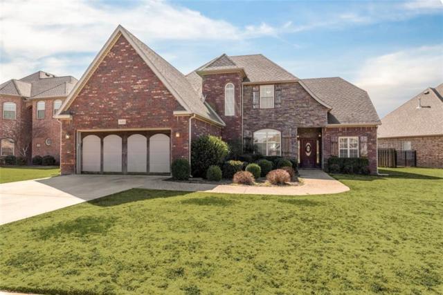 6404 W Bridge Bay Drive, Rogers, AR 72758 (MLS #1075304) :: McNaughton Real Estate