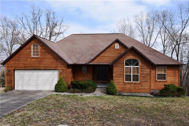 139 Lakeview Drive, Eureka Springs, AR 72631 (MLS #1075317) :: McNaughton Real Estate