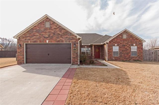 11711 East Creek Lane, Farmington, AR 72730 (MLS #1075360) :: McNaughton Real Estate