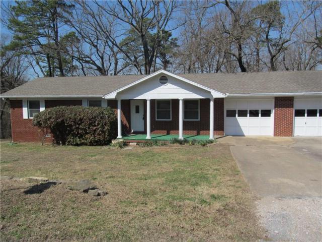 24 Glenn Avenue, Eureka Springs, AR 72632 (MLS #1075378) :: McNaughton Real Estate