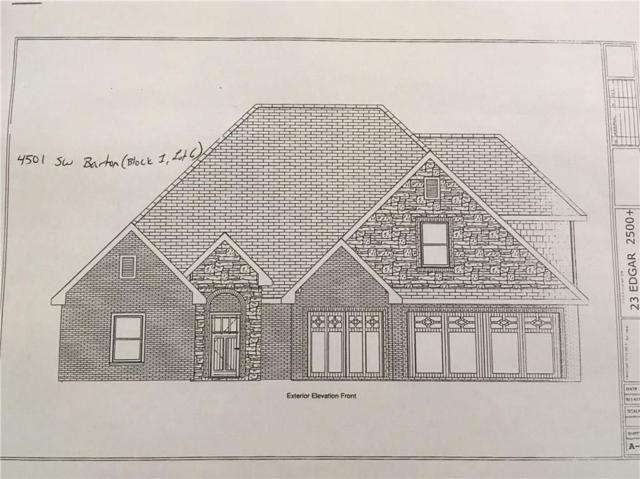 4501 SW Barton Street, Bentonville, AR 72712 (MLS #1075475) :: McNaughton Real Estate