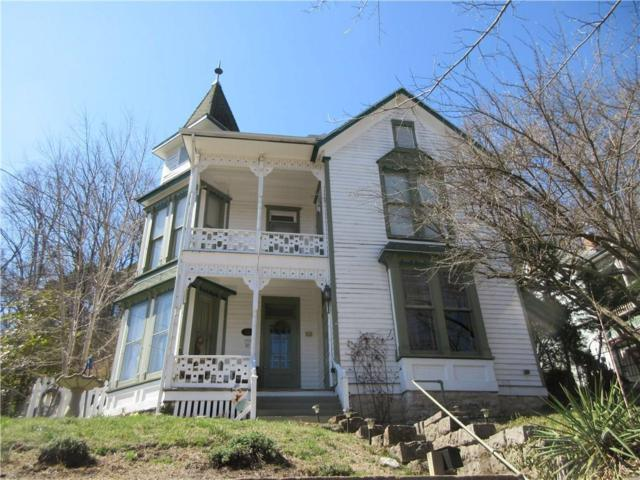 254 Spring Street, Eureka Springs, AR 72632 (MLS #1075577) :: McNaughton Real Estate