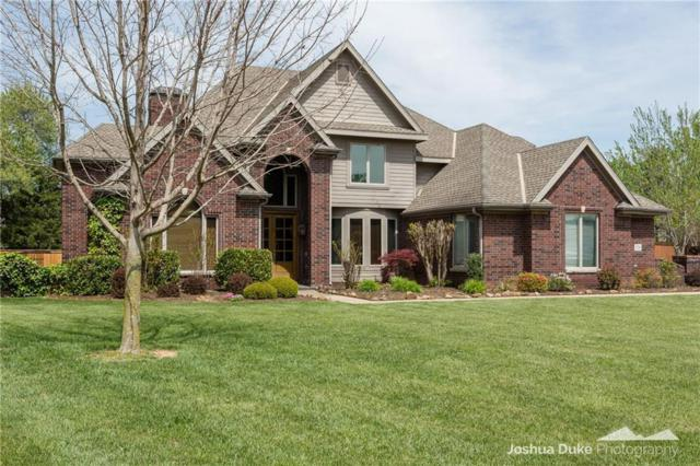 2728 Candlewood Drive, Fayetteville, AR 72703 (MLS #1075690) :: McNaughton Real Estate