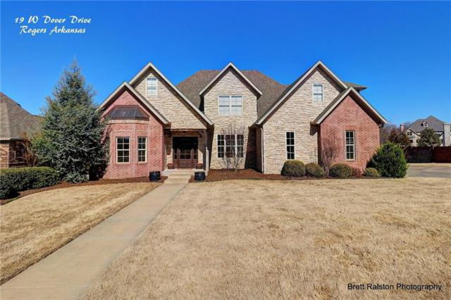 19 W Dover Drive, Rogers, AR 72758 (MLS #1075833) :: McNaughton Real Estate