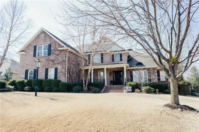 2631 Firewood Drive, Fayetteville, AR 72703 (MLS #1075859) :: McNaughton Real Estate