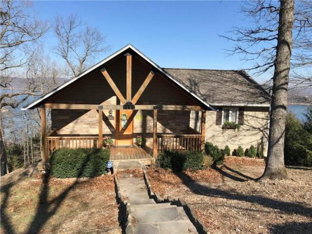 343 Ridge Road, Eureka Springs, AR 72631 (MLS #1075880) :: McNaughton Real Estate