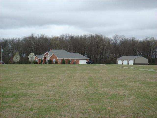 562 E Tulsa Avenue, Kansas, OK 74347 (MLS #1075938) :: McNaughton Real Estate