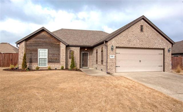 1806 SW Brompton Street, Bentonville, AR 72712 (MLS #1075968) :: McNaughton Real Estate