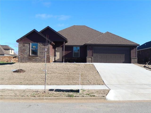 811 SW Pure Globe Street, Bentonville, AR 72712 (MLS #1076148) :: McNaughton Real Estate