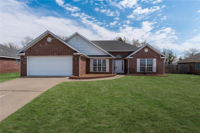 3073 Kings Drive, Bethel Heights, AR 72764 (MLS #1076278) :: McNaughton Real Estate