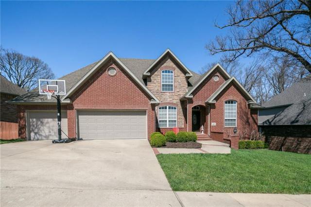 4003 Kensington Avenue, Bentonville, AR 72712 (MLS #1076466) :: McNaughton Real Estate
