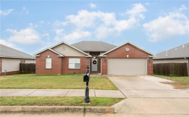 1108 E Jim Mcvay, Siloam Springs, AR 72761 (MLS #1076640) :: McNaughton Real Estate
