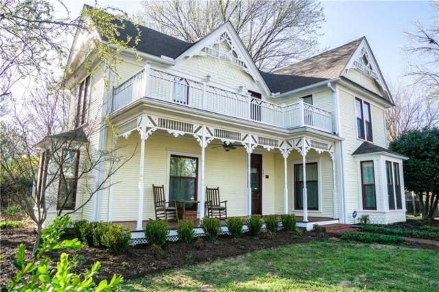 201 Nelson Avenue, Gentry, AR 72734 (MLS #1076823) :: McNaughton Real Estate