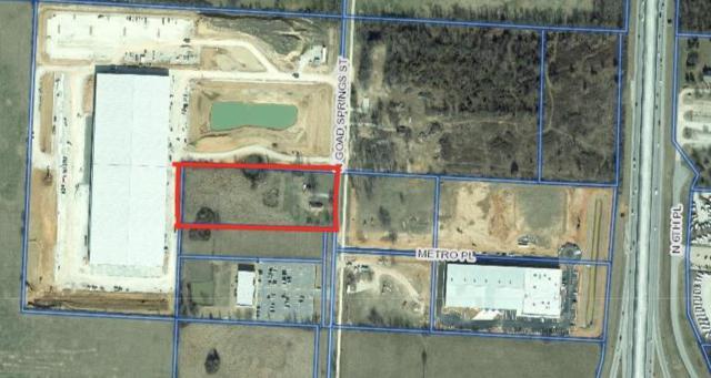 322 Goad Springs Street, Lowell, AR 72745 (MLS #1076832) :: McNaughton Real Estate