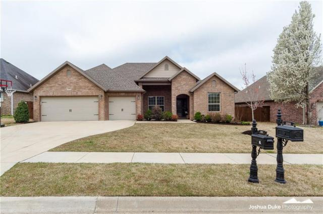 2393 N Water Way Drive, Fayetteville, AR 72704 (MLS #1076893) :: McNaughton Real Estate