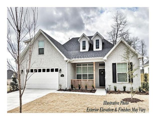 5792 W Cane Hill Drive, Fayetteville, AR 72704 (MLS #1077009) :: McNaughton Real Estate
