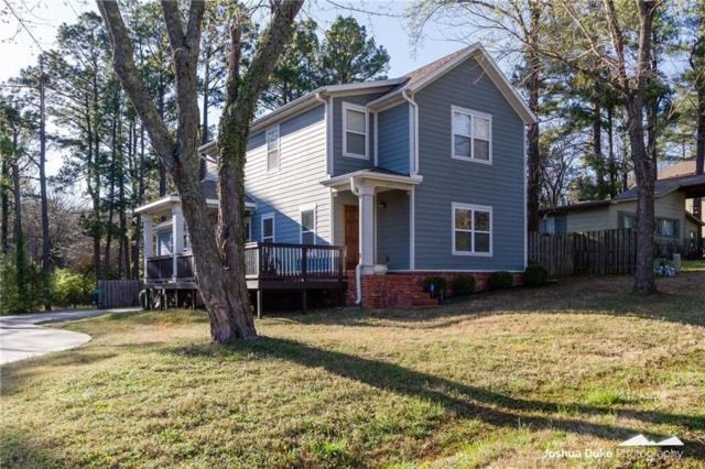 177 Palmer Avenue, Fayetteville, AR 72701 (MLS #1077022) :: McNaughton Real Estate