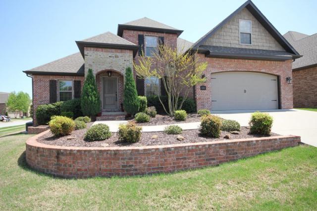 1106 Ne Saint Ives  Rd, Bentonville, AR 72712 (MLS #1078222) :: McNaughton Real Estate