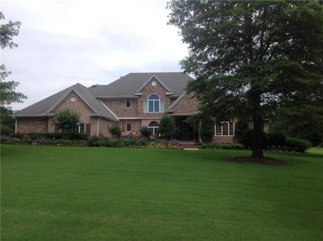 330 Napa  Dr, Fayetteville, AR 72703 (MLS #1078376) :: McNaughton Real Estate