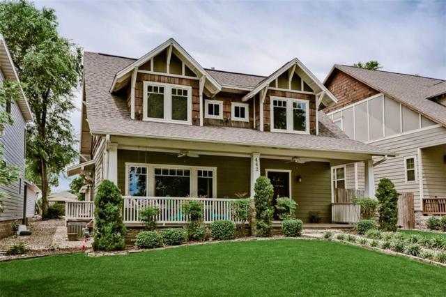 442 Sw D  St, Bentonville, AR 72712 (MLS #1078713) :: McNaughton Real Estate
