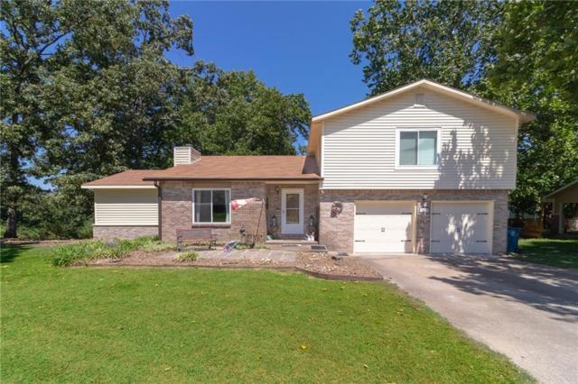 13522 Oak Park  Dr, Siloam Springs, AR 72761 (MLS #1079509) :: McNaughton Real Estate
