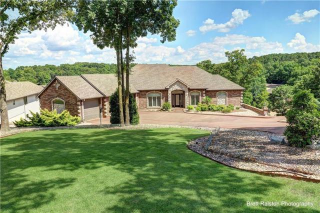 58 Stonehaven  Dr, Bella Vista, AR 72715 (MLS #1080006) :: McNaughton Real Estate