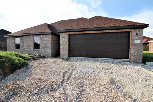 804 Sw Mulberry  St, Gravette, AR 72736 (MLS #1080443) :: McNaughton Real Estate
