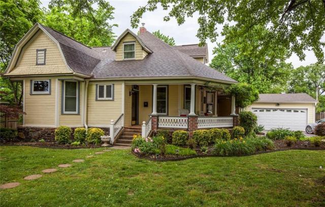 710 W Central  Ave, Bentonville, AR 72712 (MLS #1080796) :: McNaughton Real Estate