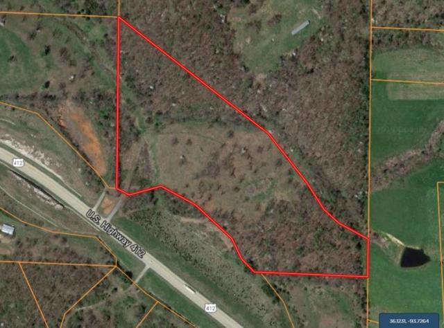 Hwy 412, Huntsville, AR 72740 (MLS #1081478) :: McNaughton Real Estate