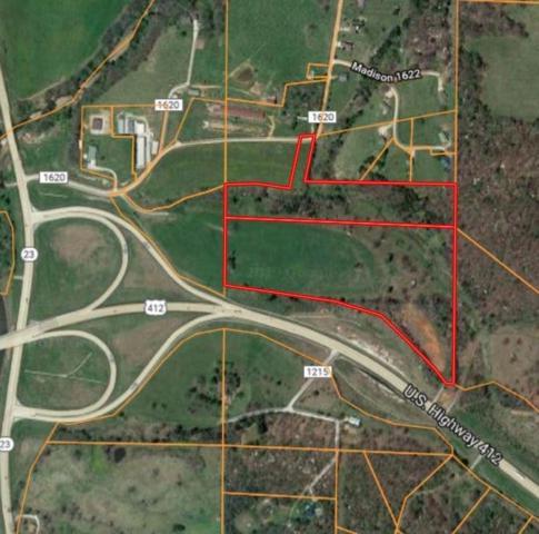 Hwy 412, Huntsville, AR 72740 (MLS #1081490) :: McNaughton Real Estate