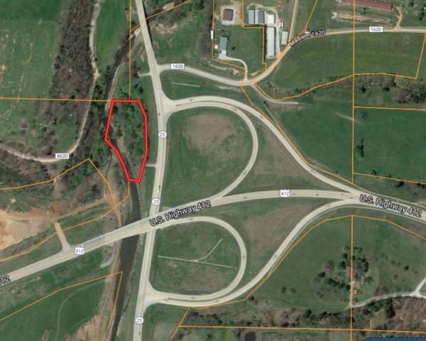 Hwy 23, Huntsville, AR 72740 (MLS #1081497) :: McNaughton Real Estate