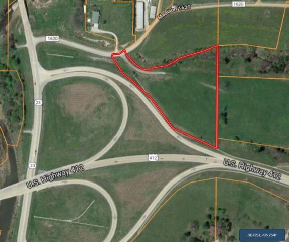 Hwy 412, Huntsville, AR 72740 (MLS #1081502) :: McNaughton Real Estate