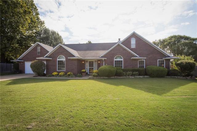 2208 N Blue Mesa  Dr, Fayetteville, AR 72703 (MLS #1081741) :: McNaughton Real Estate