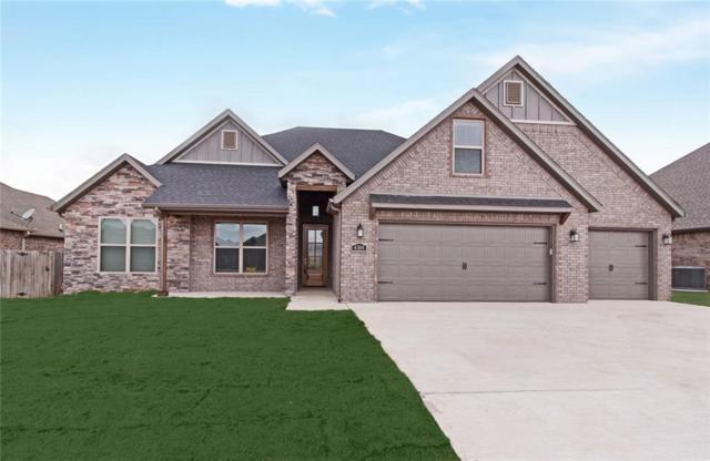 4304 Sw Wheatgrass  Blvd, Bentonville, AR 72712 (MLS #1082207) :: McNaughton Real Estate