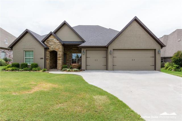 4167 W Stoney Bend  Dr, Fayetteville, AR 72704 (MLS #1082802) :: McNaughton Real Estate