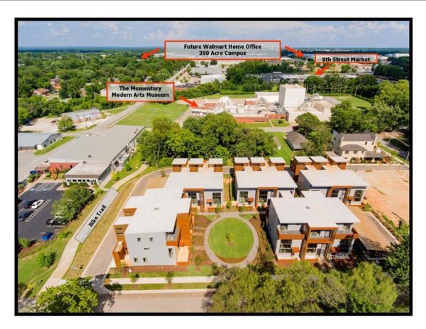 508 Se Tourmaline Mews, Bentonville, AR 72712 (MLS #1082846) :: McNaughton Real Estate