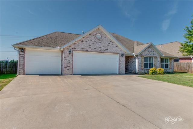711 Mustang  Ct, Centerton, AR 72719 (MLS #1085127) :: McNaughton Real Estate