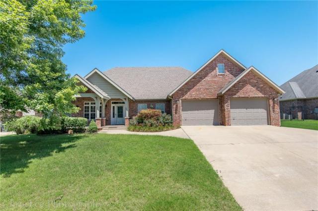 3524 Hearthstone  Dr, Fayetteville, AR 72764 (MLS #1085827) :: McNaughton Real Estate