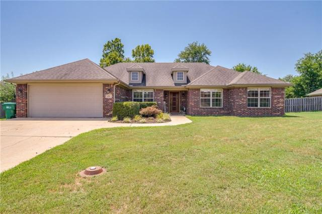 271 Coopers  Wy, Centerton, AR 72719 (MLS #1085983) :: McNaughton Real Estate