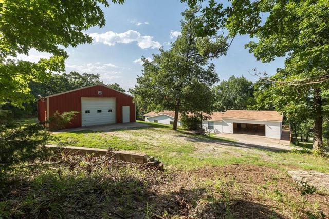 13240 E Wallin Mountain  Rd, West Fork, AR 72774 (MLS #1086143) :: McNaughton Real Estate