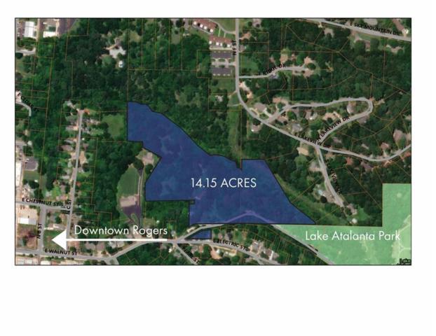 507 E Walnut  St, Rogers, AR 72756 (MLS #1086414) :: McNaughton Real Estate