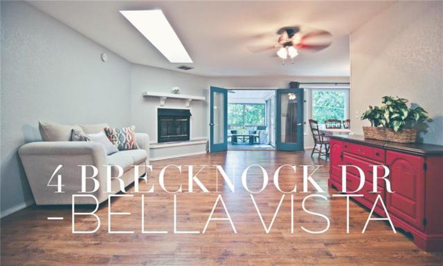 4 Brecknock  Dr, Bella Vista, AR 72714 (MLS #1087053) :: McNaughton Real Estate