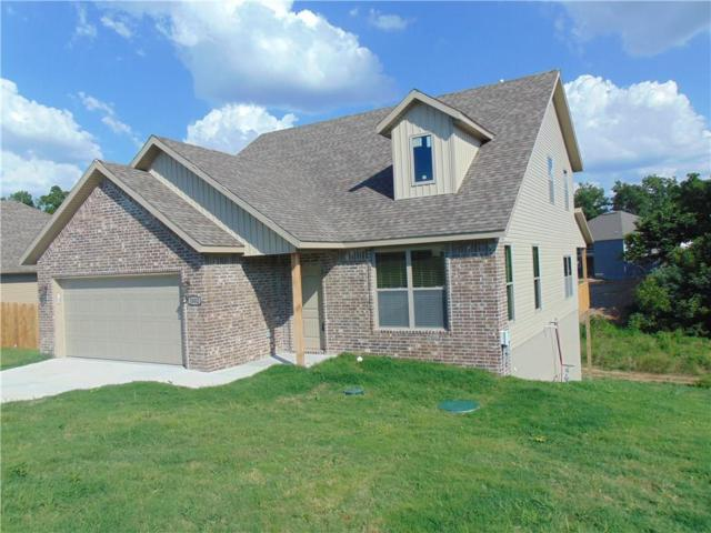 1002 Glass  St, Cave Springs, AR 72718 (MLS #1087184) :: McNaughton Real Estate