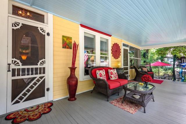7 Kingshighway, Eureka Springs, AR 72632 (MLS #1087263) :: McNaughton Real Estate